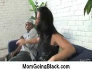 Watching my mom go black interracial hardcore 17