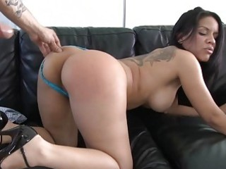 lusty and breasty latina wife gives unfathomable