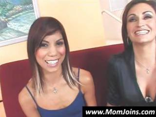 hot d like to fuck and her daughter are stripping