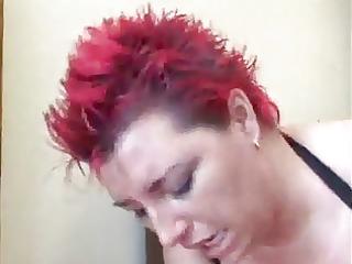 big beautiful woman mama drilled in her wazoo