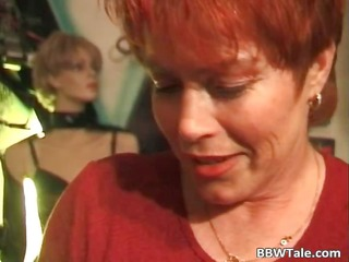 Busty red head slut taking big dick part4