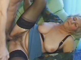 old amateur mature wife sucks and copulates with