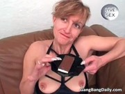 nasty milf likes to feel that is sweet