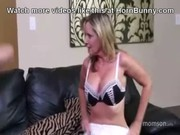 mamma and son play strip poker mommy receives