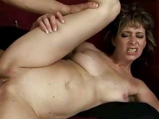 nasty grandma enjoys hard fucking