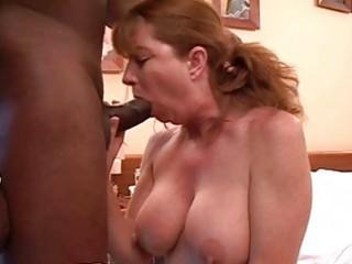 hot redhead milf getsh her hairless putz rammed