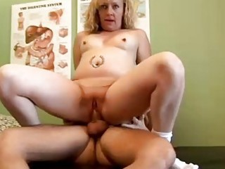 wicked milf patient fucks the doctor