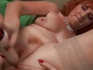 redhead mature cant squirt