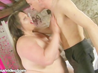 obscene british mother i big beautiful woman