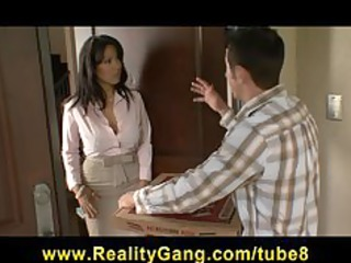 hot dark brown mother i sienna west bonks her