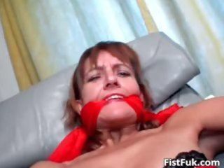 this mature slut can have a fun merely if her