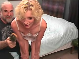 slinky golden-haired mother id like to fuck