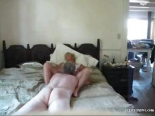 giving my 78 years blond wife an agonorgasmos