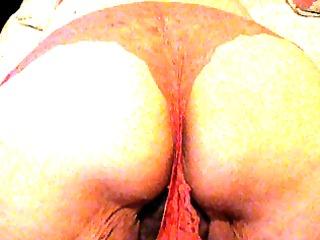 hawt panties wigling showing off