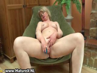 concupiscent ripe older wife likes to fuck