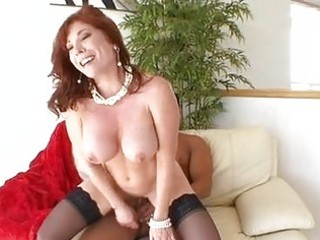 Hot mom brittany oconnell gets her pussy stabbed