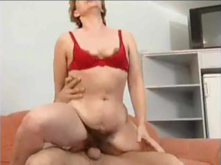bushy mamma anal and facial