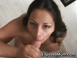 latina mama tit fucks and pounded hard part0